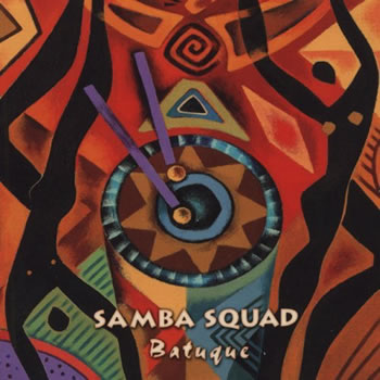 Batuque CD Cover