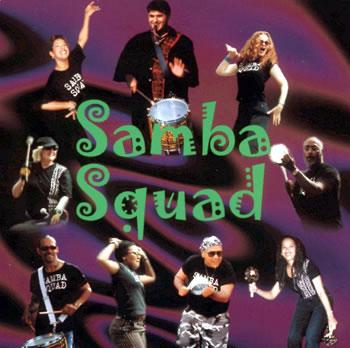 Samba Squad CD
