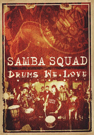 Drums We Love DVD